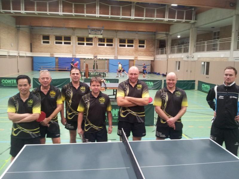 Tischtennis VfR Laboe
