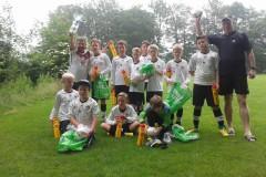 E-Jugend beim BIF-CUP 2015