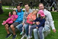 Fahrradtour mit den Alten Herren