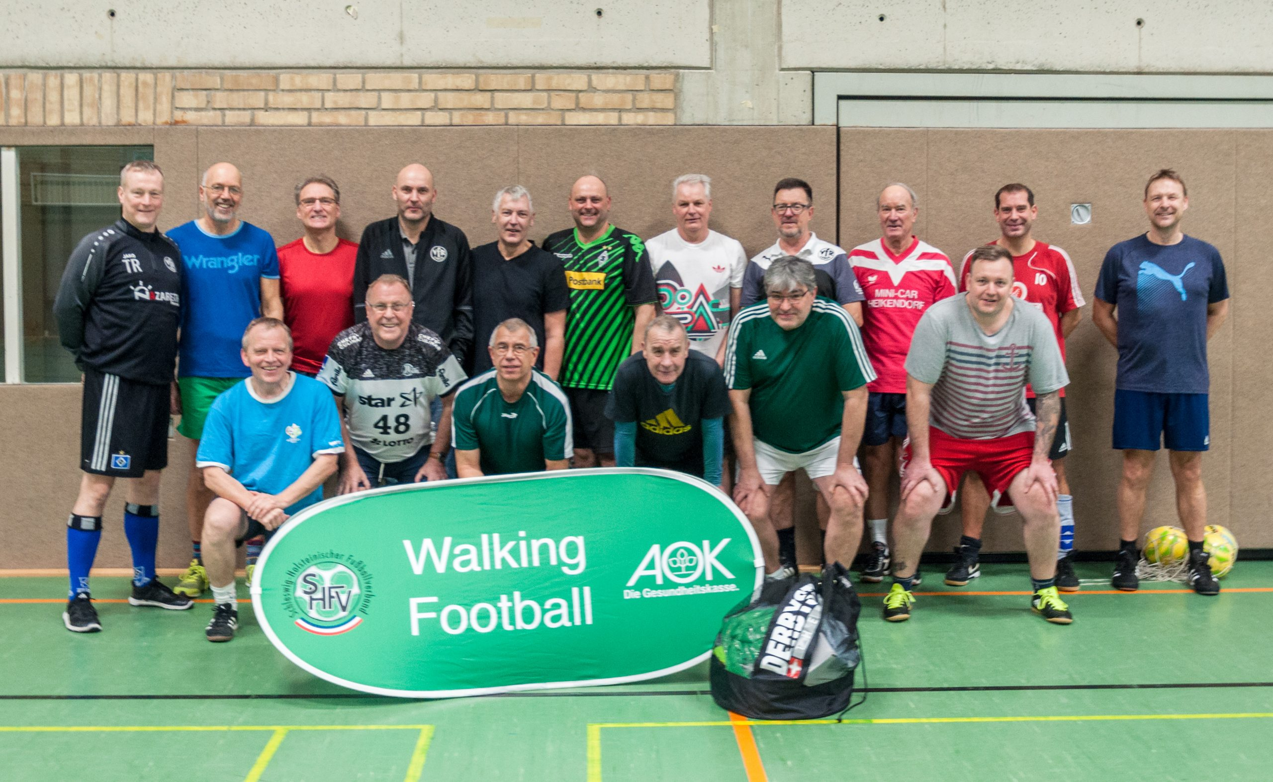 Walking Football VfR Laboe