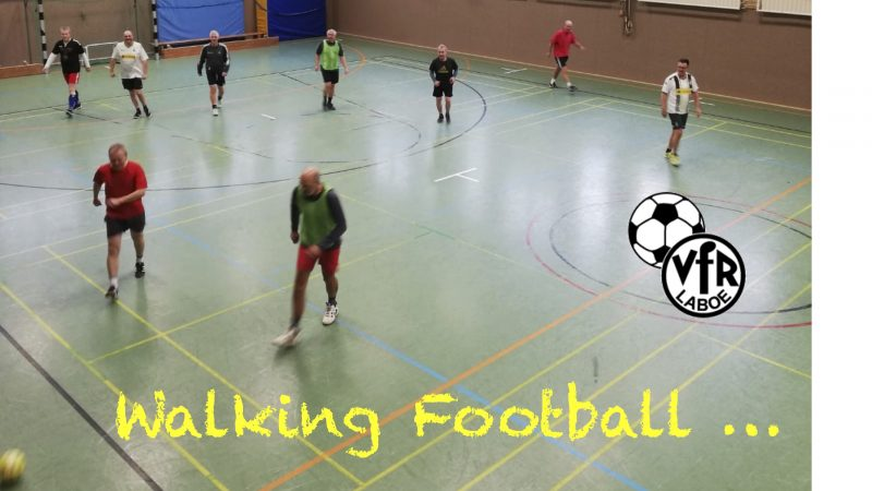 Walking Football beim VfR